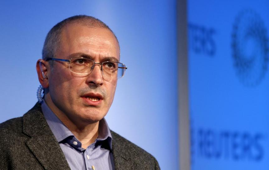 Kremlin Censures Planned Russian Protests, Outlaws Khodorkovsky NGOs