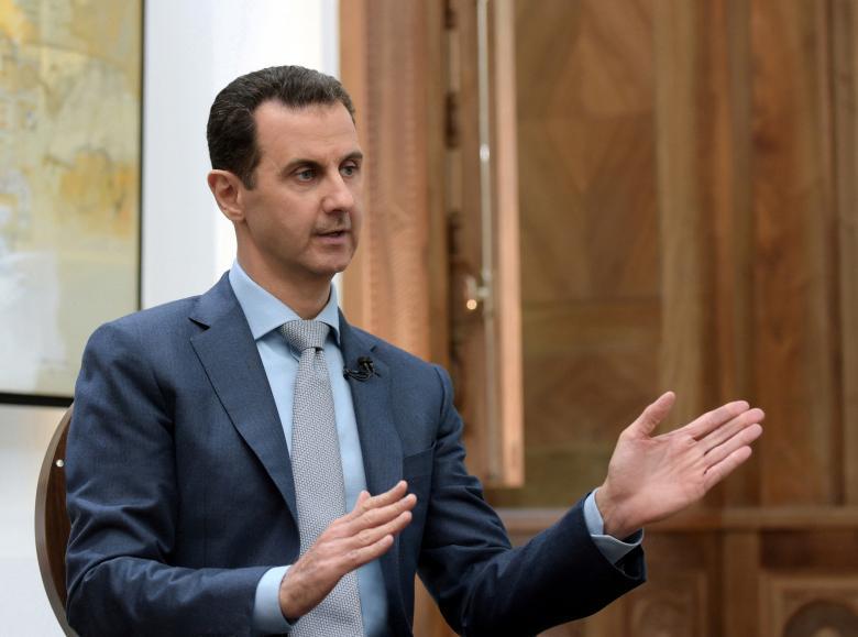 Washington: Assad Is an Inevitable Political Reality