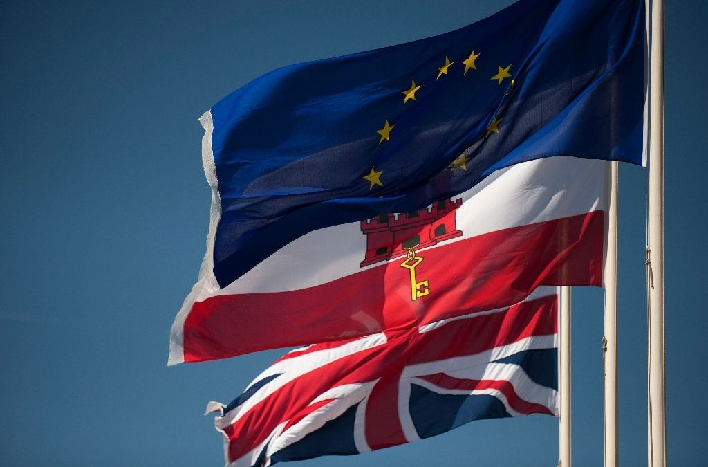 British PM: UK Will 'Never' Cede Gibraltar without its Consent