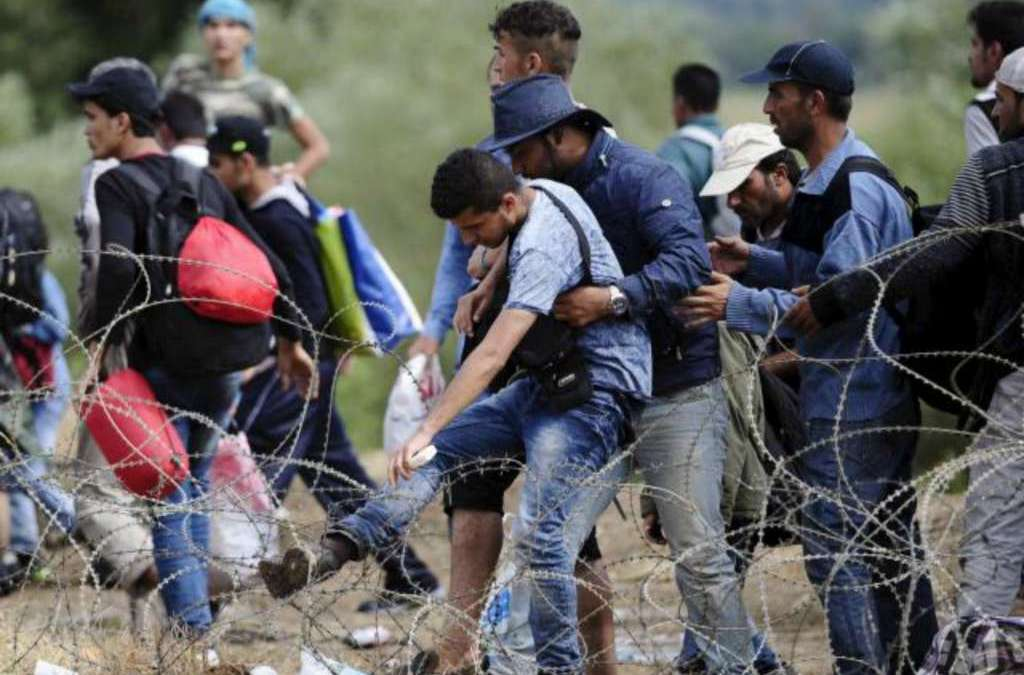 Attacks against Migrant Shelters Soar in Austria