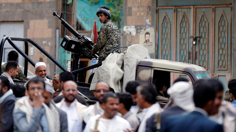 Yemeni Condemnation of Houthi Coup against 'Mufti'