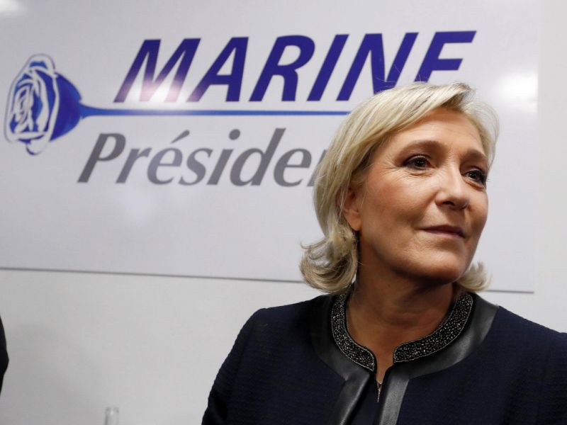 What if Marine Le Pen Wins French Elections?