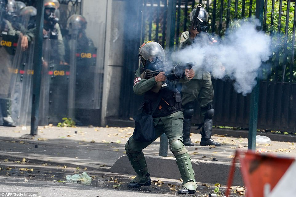 Venezuela Opposition Calls for Another Protest despite Deaths