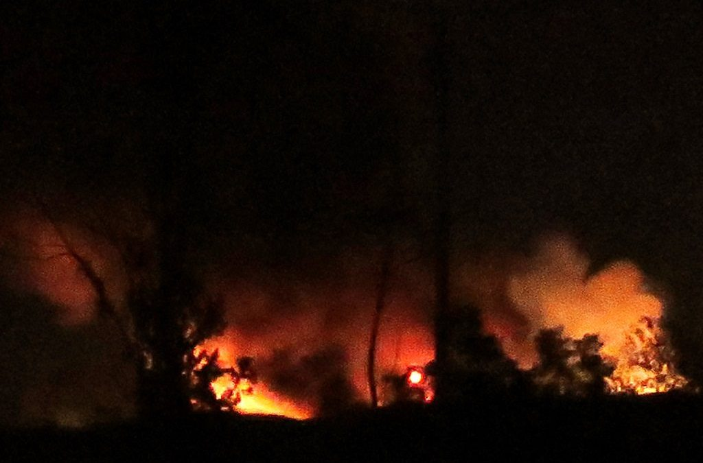 Powerful Blasts Near Damascus Airport Likely Result of Israeli Strikes