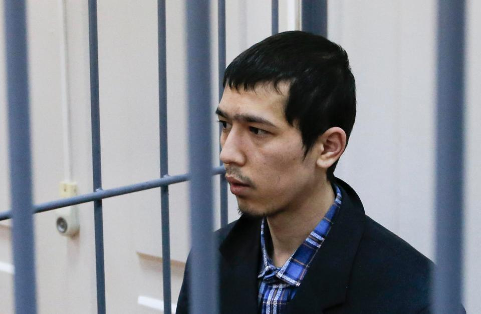 Mastermind of St. Petersburg Metro Admits Participating 'Unknowingly'
