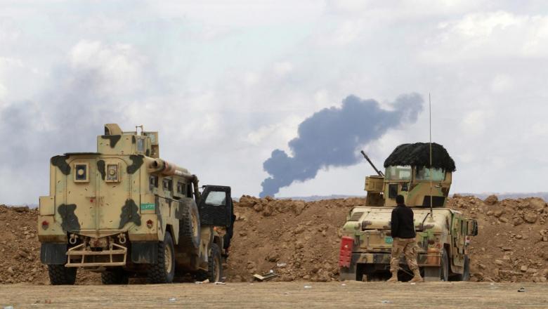 ISIS Attack Kills 31 in Iraq's Tikrit
