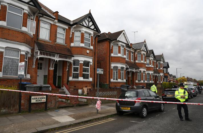 British Police Say Terror Plots Thwarted after Woman Shot, Arrests