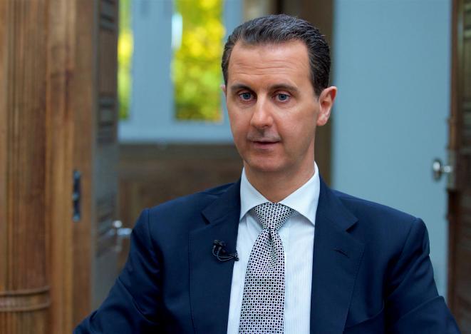 Assad in Deep Water!