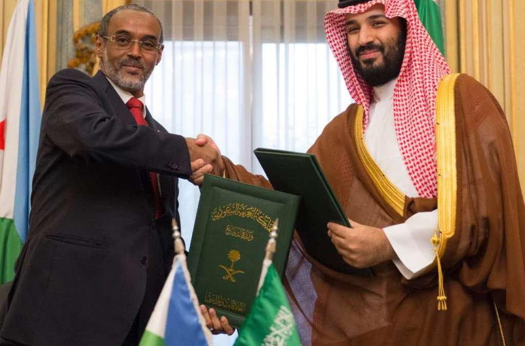 Djibouti Defense Minister: Agreement with Riyadh Aims to Secure Region, Monitor Military Meddling