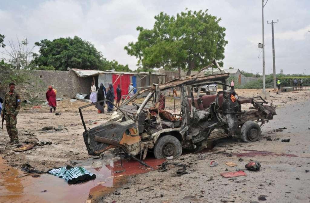 Several Killed in Two Somalia Attacks
