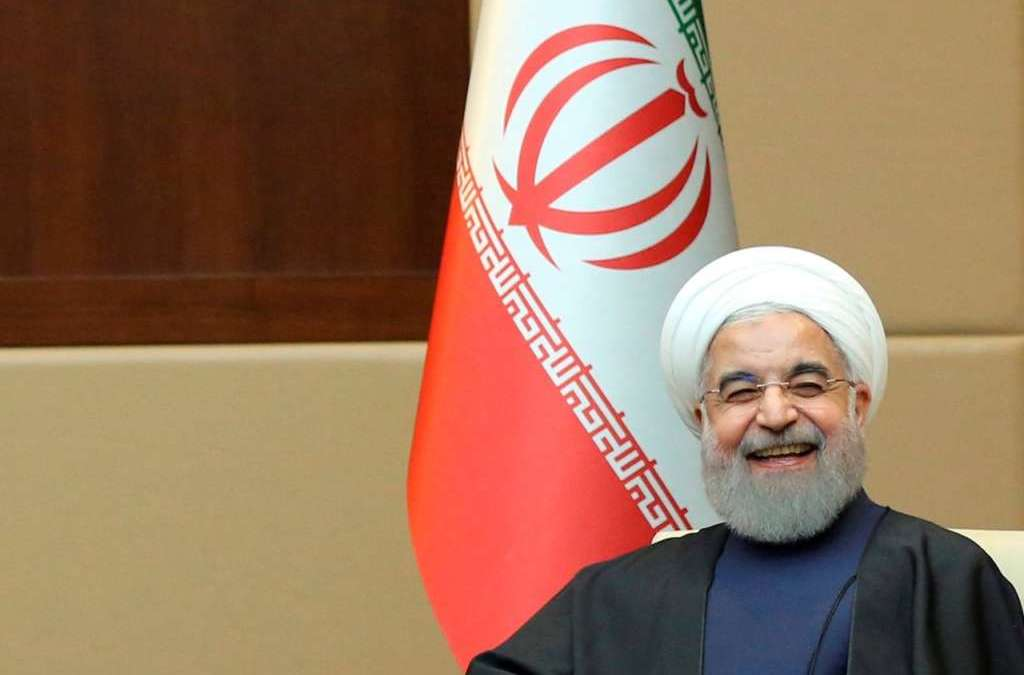 Rouhani May Withdraw from Presidential Race in Favor of Rafsanjani's Brother