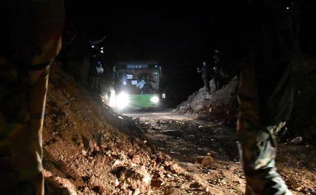 Massacre Complicates 'Population Swap' in Syria