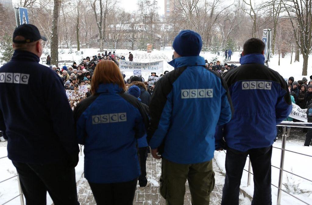 Russia Calls for Probe into Death of American OSCE Monitor in Ukraine
