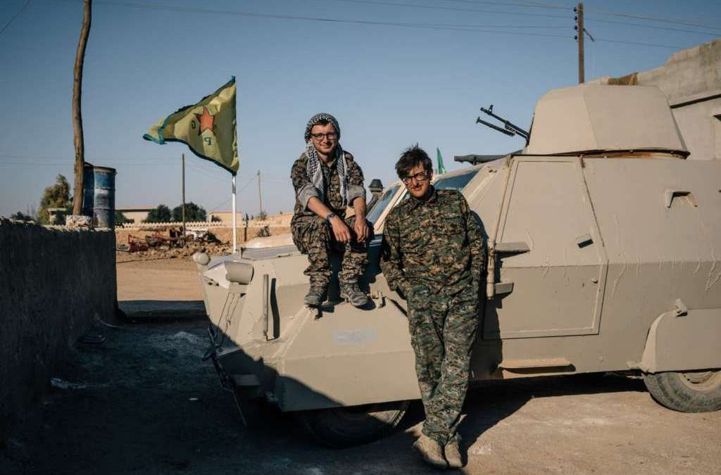 Two US Communists Fought ISIS with Kurds in Syria