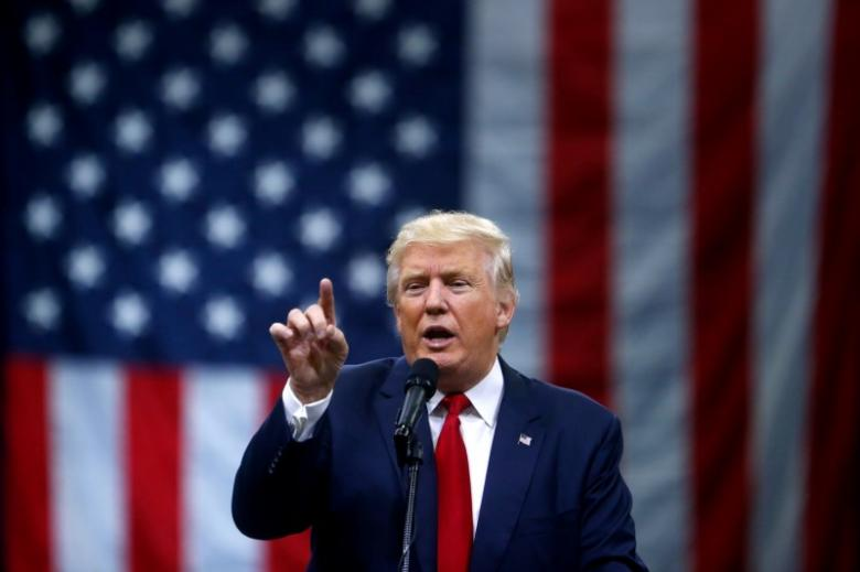 Donald Trump: From Syria to Korea