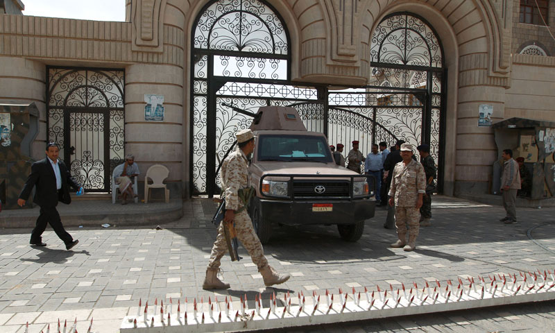 Yemeni Minister of Interior Inaugurates Joint Operations Center in Aden