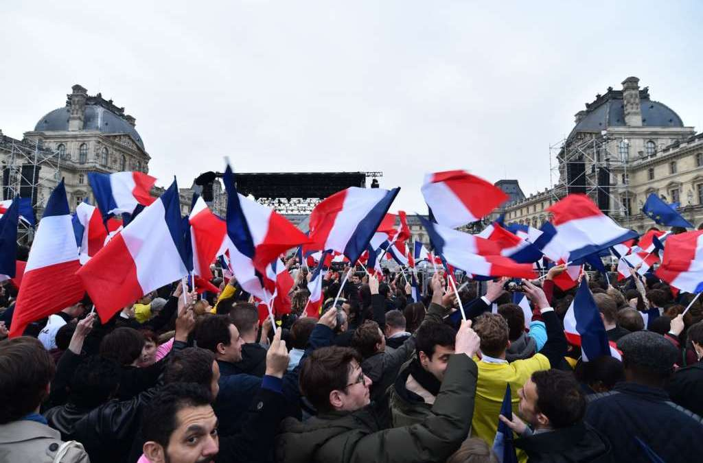 What Macron Can Do for Free Markets Everywhere