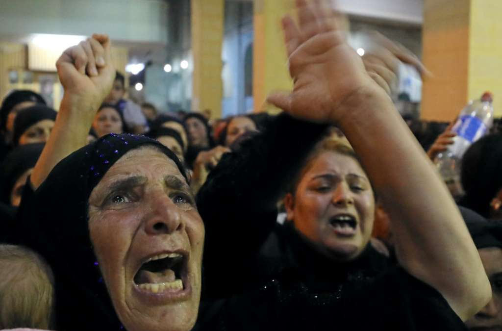 Inciters in Egypt should be Pursued Internationally