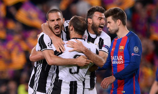 Juventus are Entirely Dominant in Italy. When Will their Rivals Step Up?