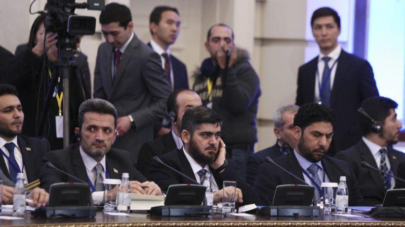 UN Envoy Hails Syria Safe Zones Plan, Opposition Vexed