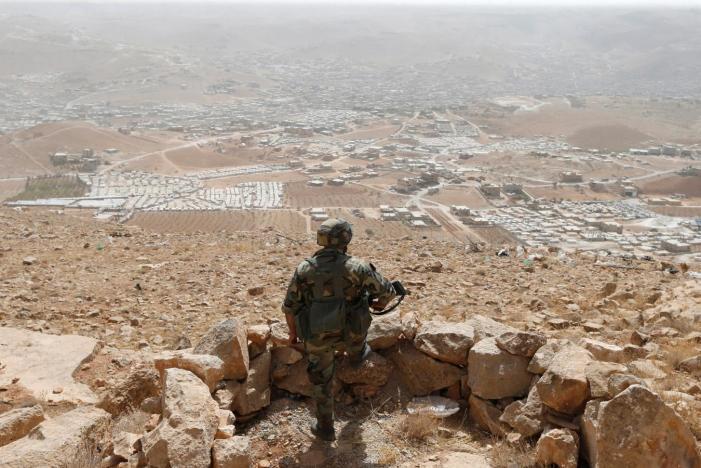 Nasrallah Announces Hezbollah's Withdrawal from Lebanese-Syrian Border