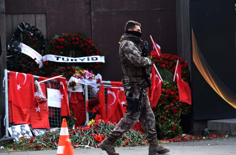 Istanbul New Year Attack Suspect Faces 40 Life Sentences