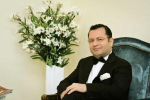 Gem TV company founder Saeed Karimian.