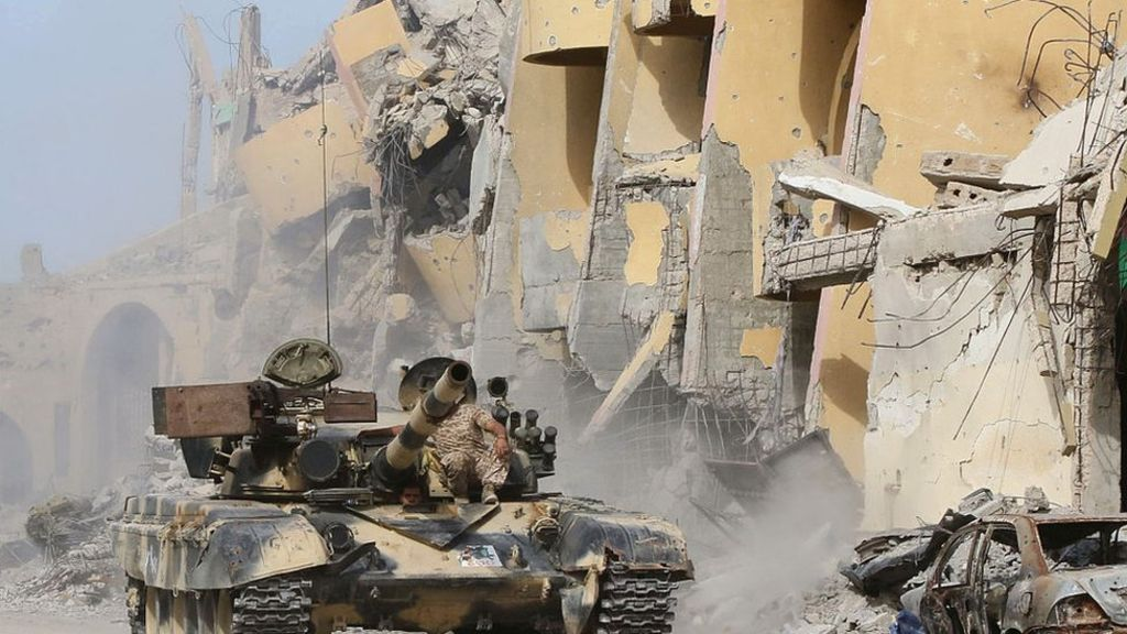Death Toll in Southern Libya Attack Rises to 141