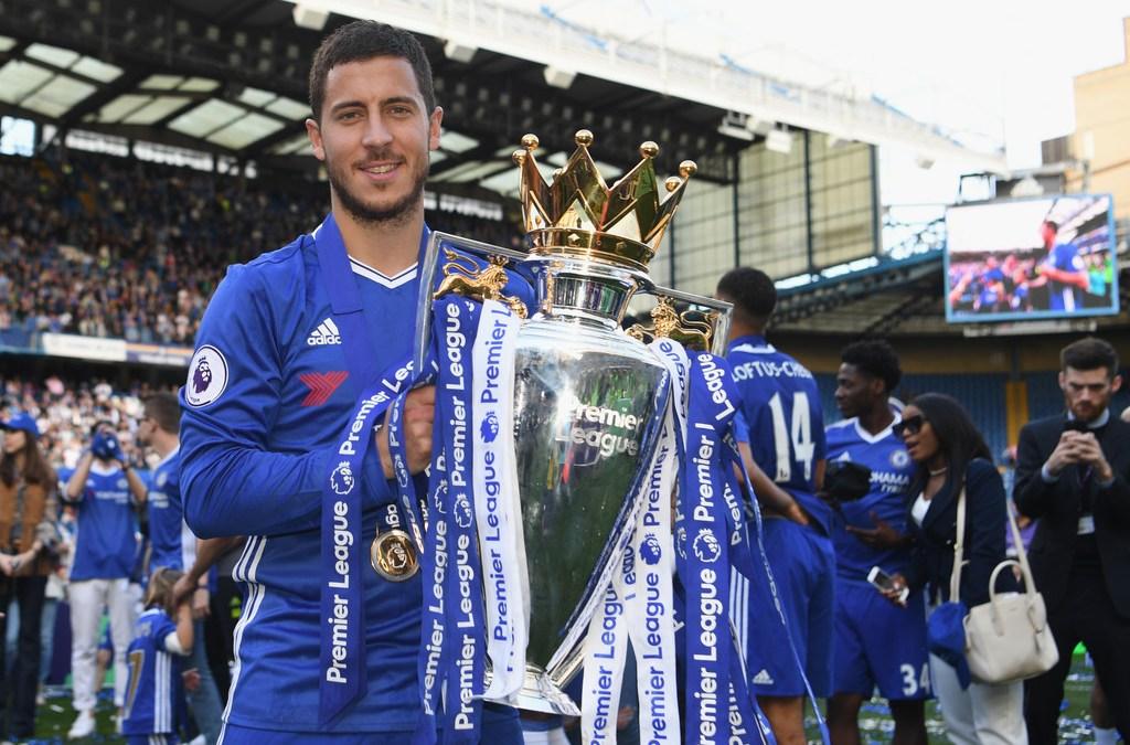 Hazard – not Kanté – was Best Premier League Player this Season
