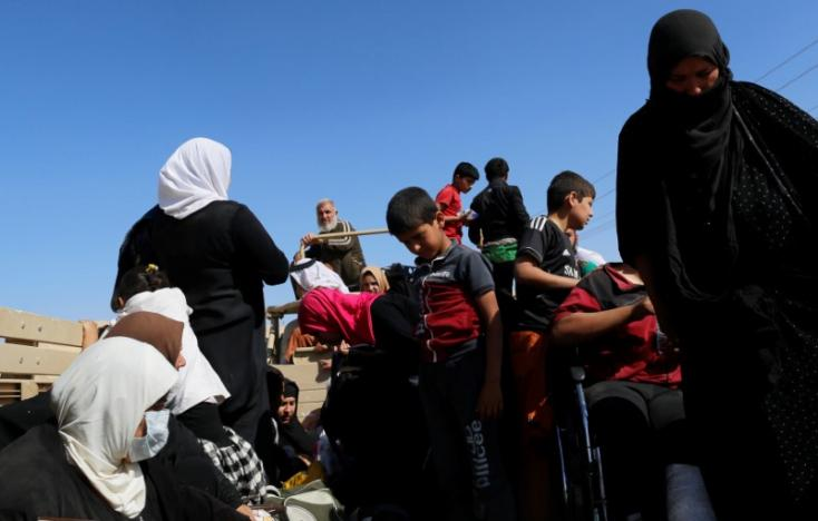 ISIS Baiting Coalition Forces into Targeting Mosul Civilians