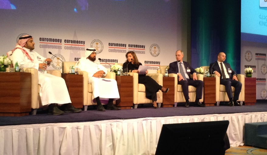 Euromoney Kicks off in Riyadh to Discuss Challenges, Opportunities