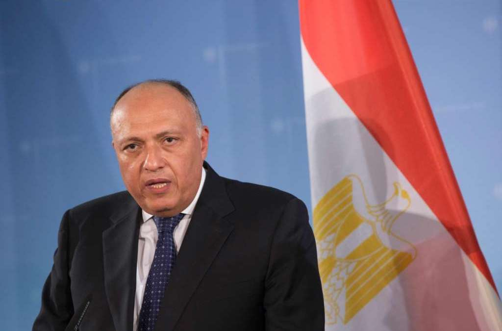 Egypt's FM Holds Talks in Uganda on Water Security