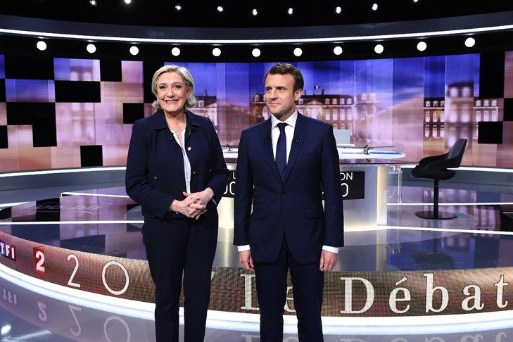 'Arab Voice' in France to Vote for Macron