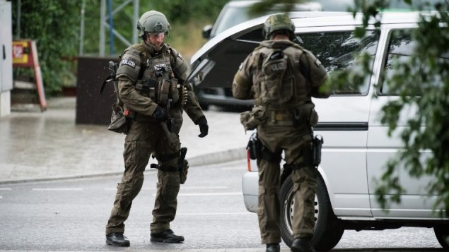 Syrians Arrested in Germany on Terror Charges