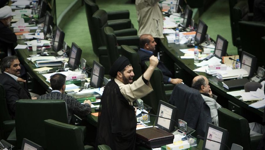 Iranian Speaker Elections Spark Parliamentary Controversy