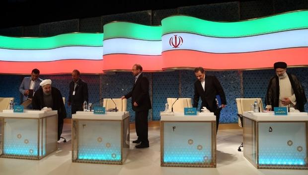 Corruption Scandals Dominate Final Iranian Presidential Debate