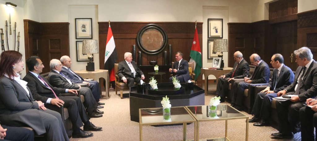 Jordanian-Iraqi Summit Focuses on Border Security