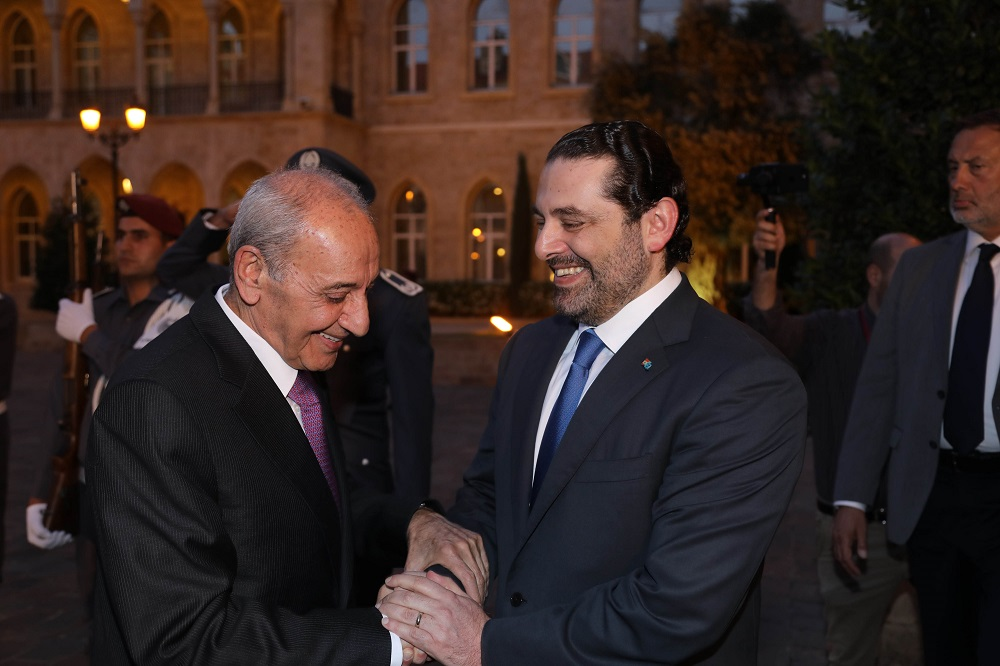 Hariri: Meddling in Affairs of Arab Countries Does Not Reflect Lebanese State