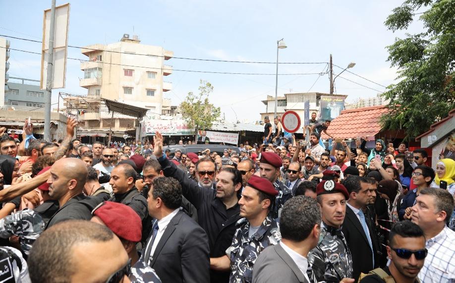 Hariri Inaugurates Tripoli Projects: Failure to Agree on Electoral Law is Shameful