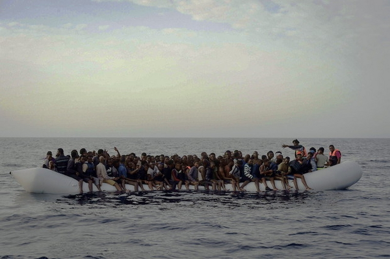 Libya Rescues 20 Boats Carrying Thousands of Europe-Bound Migrants