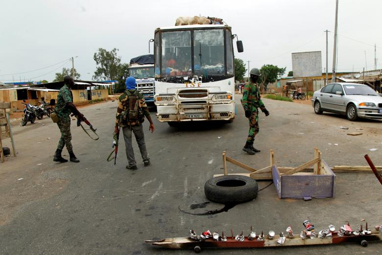 Ivory Coast Soldiers End Mutiny after Govt. Deal