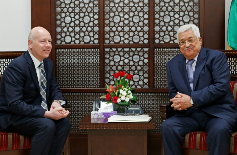 Greenblatt Asks 'Deep Questions' in Attempt to End Palestinian-Israeli Conflict