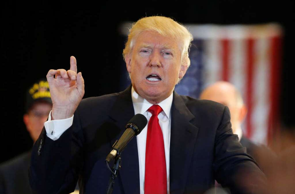 Trump… a Chance to Put a New Long-term Vision