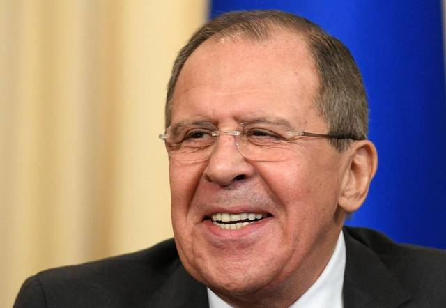 Trump to Receive Lavrov in White House, Syria Tops Agenda