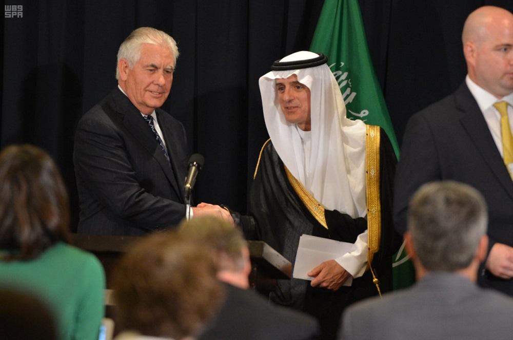 Jubeir: Trump Visit Paves Way for New Phase of Bilateral Ties