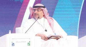 Saudi Research and Marketing Group (SRMG) Chief Executive Dr. Ghassan al-Shibl