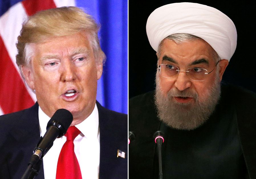 Experts See Trump Sustaining Pressure on Iran after Rouhani Re-Election