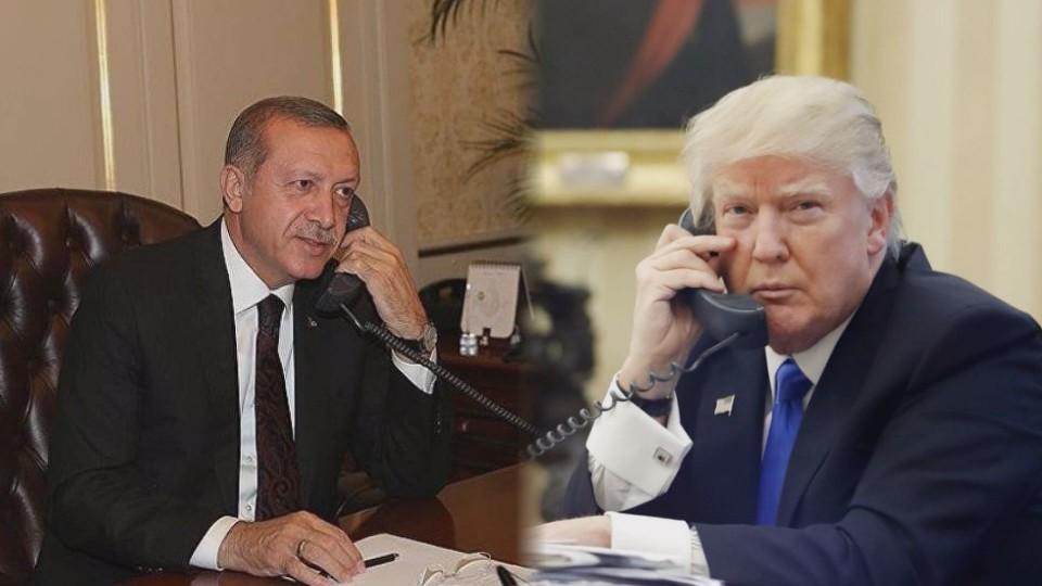 Trump Approves Arming Kurds Despite Ankara's Objection