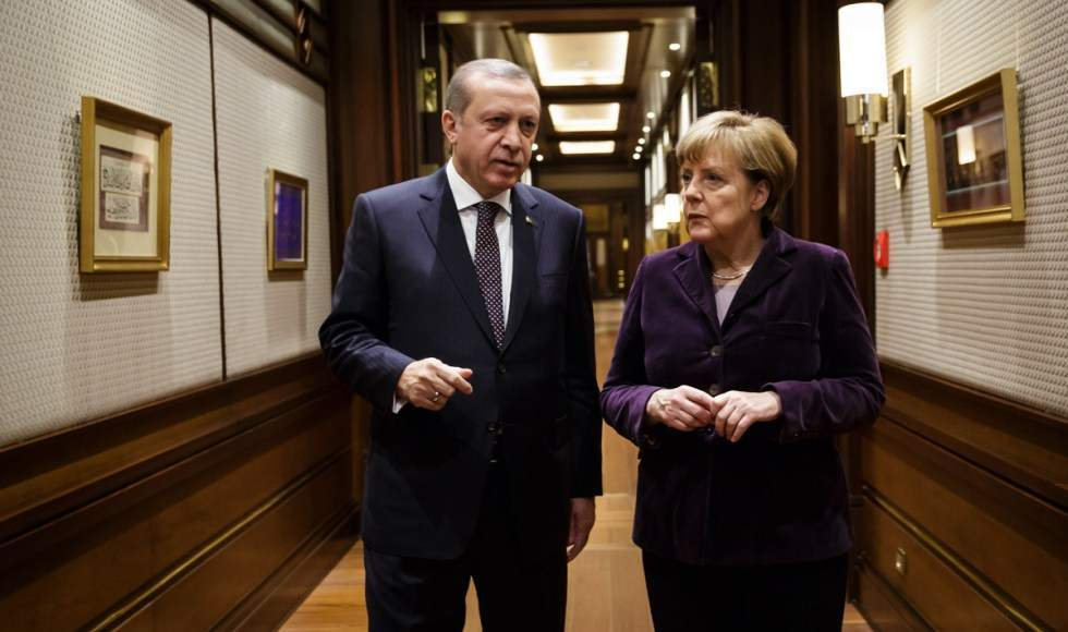 Merkel Says Europe Must Remain Open to Turkey