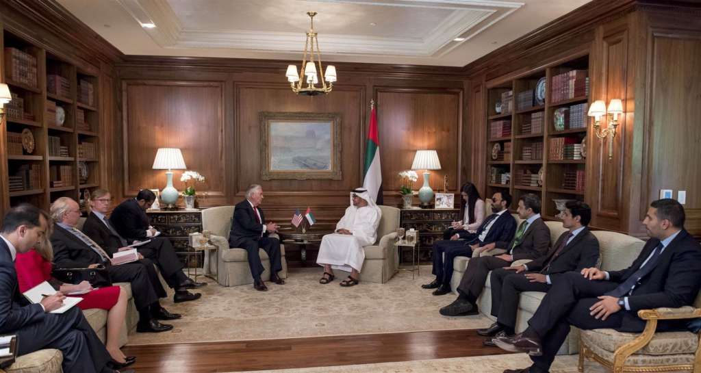 UAE Signs New Defense Agreement with US